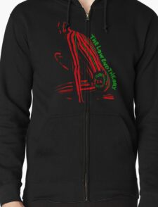 a tribe called quest the low end theory Zipped Hoodie