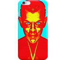 Boris Karloff, alias in The Black Cat iPhone Case/Skin