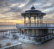 Hove Bandstand at Sunset by Ms-Bexy