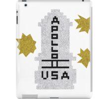 Hello Apollo 11 (The Shining) Sweater Texture 2 Danny Torrence iPad Case/Skin