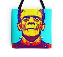Boris Karloff, alias in The Bride of Frankenstein Tote Bag