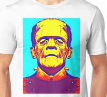Boris Karloff, alias in The Bride of Frankenstein Unisex T-Shirt