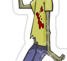 ZOMBIE WATCH! Sticker