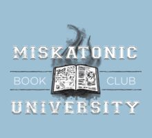 Miskatonic Book Club Kids Clothes