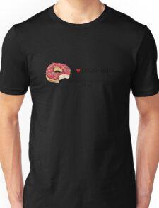 I Love Doughnuts  Unisex T-Shirt