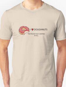 I Love Doughnuts  T-Shirt