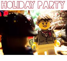 Holiday Party 1B by bricksailboat