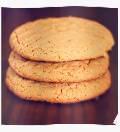 Peanut Butter Cookies Poster
