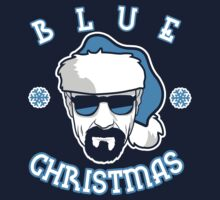 I'll Have A Blue Christmas by DCVisualArts