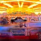Merry-Go-Round, Brighton Pier by rsangsterkelly