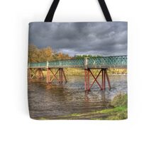 Denny Beck Bridge Tote Bag