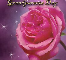Grandparents Day Rose by jkartlife