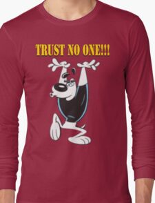 TUFF Puppy - Trust No One Long Sleeve T-Shirt