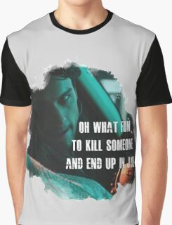 How To Get Away With Murder Graphic T-Shirt
