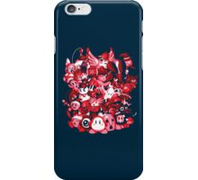 Dream Land Delinquents iPhone Case/Skin