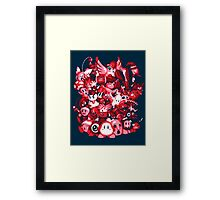 Dream Land Delinquents Framed Print