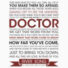 Doctor Who - River Song - A good man goes to war (1) by glassCurtain