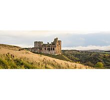 Crichton Castle Photographic Print