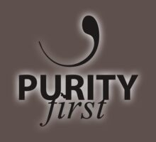 Purity First Logo by FlyNebula