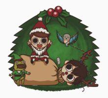Merry Holidays! Kids Tee