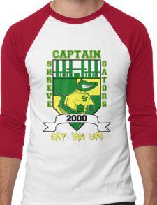 CAPTAIN SHREVE GATORS 2000 Men's Baseball ¾ T-Shirt