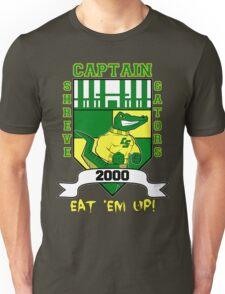 CAPTAIN SHREVE GATORS 2000 Unisex T-Shirt