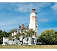 Sandy Hook Light. by ishore1