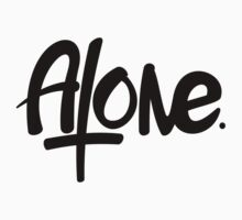 Alone by WRBclothing