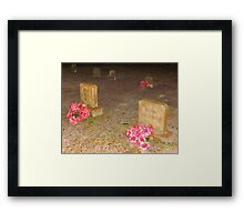 Roses are Eternal Artistic Photograph by Shannon Sears Framed Print