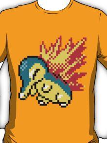 Pokemon - Cyndaquil Sprite T-Shirt