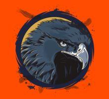 Eagle Illustration Kids Clothes