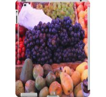 fruit bowl iPad Case/Skin