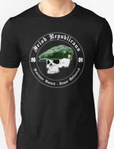 Irish Republicans: United, Undefeated (Vintage Distressed) T-Shirt