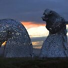 grangemouth kelpies by joak
