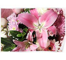 Flowers for Karla Poster
