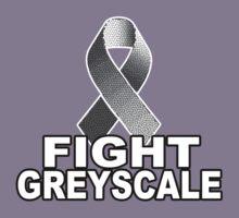 Fight Greyscale - DARK by shirtypants