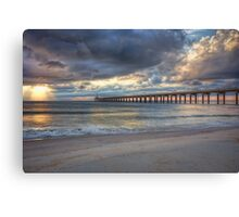 Morning After The Storm Canvas Print