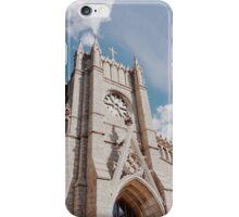 churchead iPhone Case/Skin