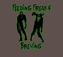 Feeding Freaks Brewing Green Logo Unisex T-Shirt