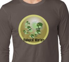 Biological Warfare Long Sleeve T-Shirt