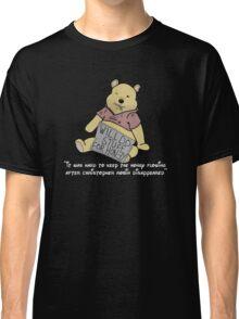 Winnie the Addict Classic T-Shirt