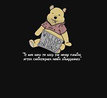 Winnie the Addict Unisex T-Shirt