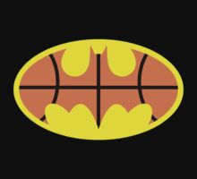 Batketball/Batman Is Clutch by underwaterjesus