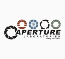 Aperture Science by seankhan