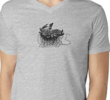 Rhizome T-shirt Mens V-Neck T-Shirt