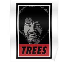 BOB ROSS: TREES Poster