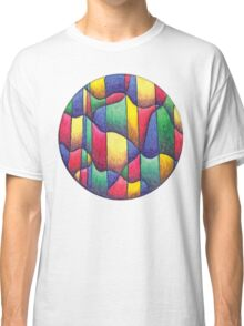 Fish Mandala Full-Color T-Shirt Classic T-Shirt