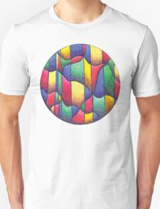 Fish Mandala Full-Color T-Shirt Unisex T-Shirt