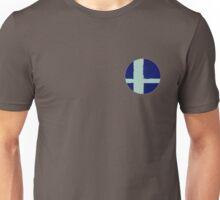 SUPER SMASH BROTHERS - BLUE Unisex T-Shirt