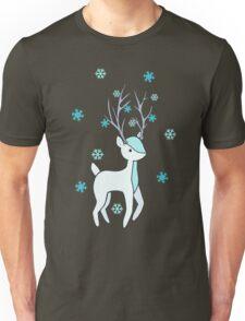 Snowflake Deer Unisex T-Shirt